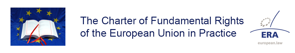 The Charter of Fundamental Rights of the European Union in Practice