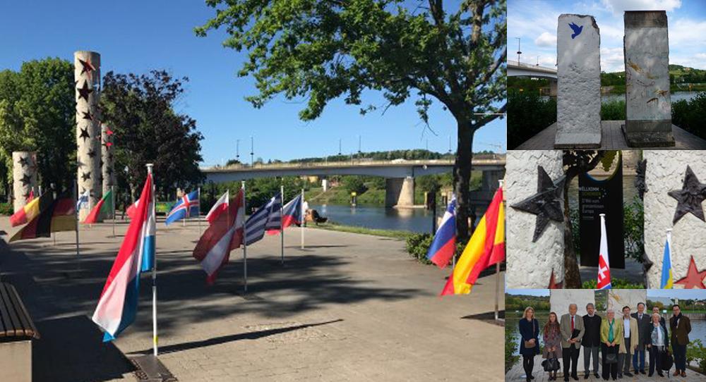 """Tour of the Schengen Museum and Dinner"""