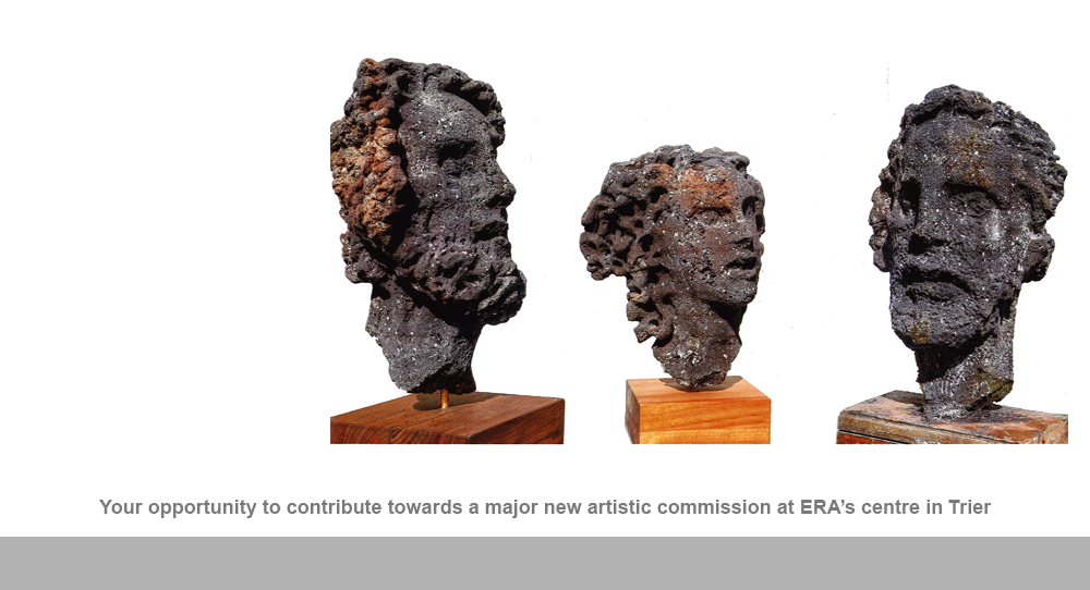 """Support the new ERA Art Project: The Practice of Law in Art: """"Philosophers in Dialogue"""""""