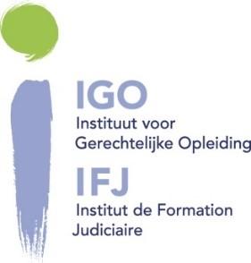 Logo Belgium: National Judicial Training Institute (IGO-IFJ)