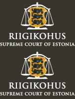Logo Estonia: Supreme Court of Estonia