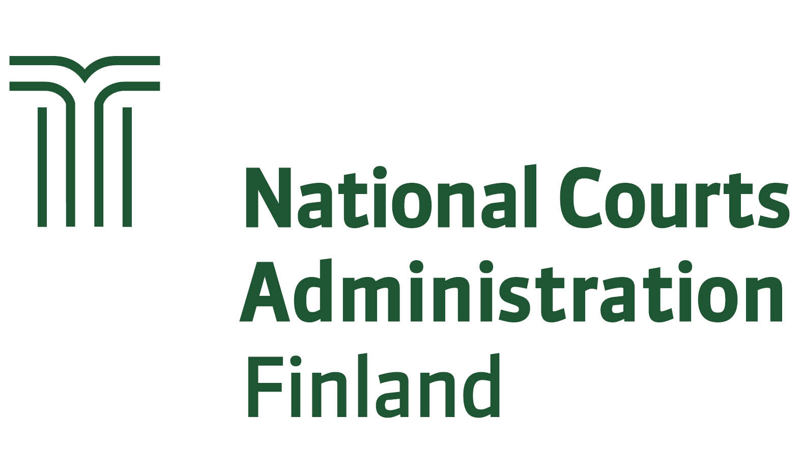 Logo Finland: National Courts Administration (NCA)