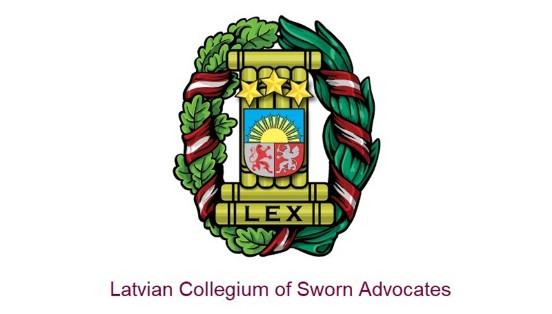 Logo Latvia: Latvian Collegium of Sworn Advocates