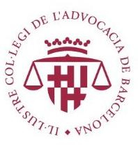 Logo Spain: Barcelona Bar Association (ICAB)