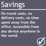 Cost and time savings