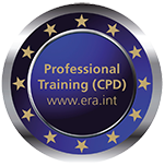 ERA is accredited as a distance learning CPD course provider.