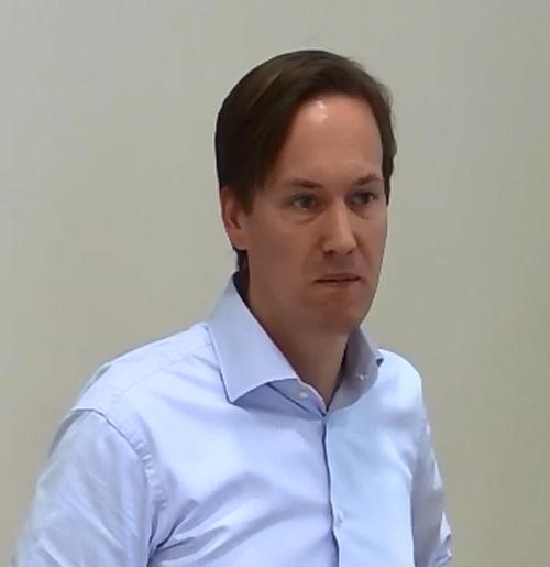 Dr Volker Balda