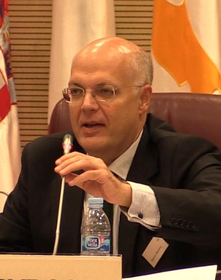 Prof Spyros Maniatis