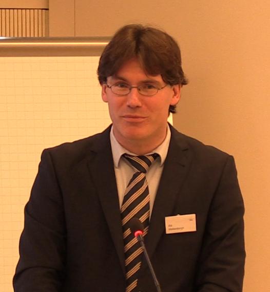 Dr Rik Mellenbergh