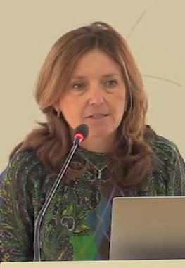 Prof Ilaria Viarengo
