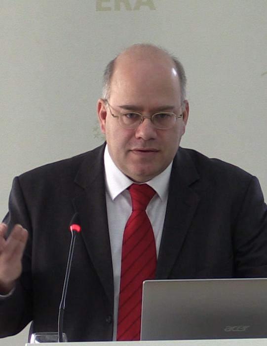 Dr Christoph Sobotta