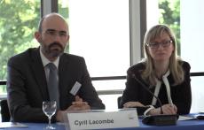 Cyril Lacombe & Tatiana Jancewicz