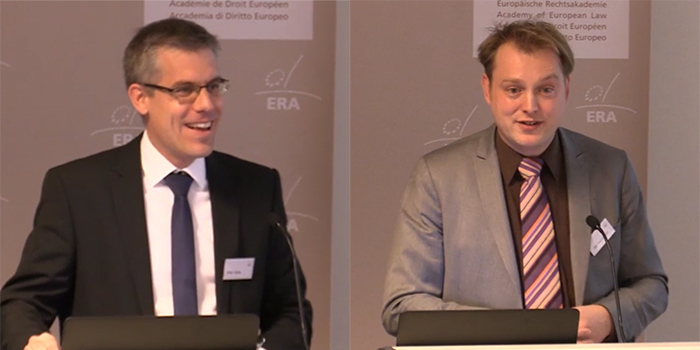 Peter Vajda and Gijs Hoevenaars
