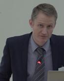 Dr Ronan McCrea