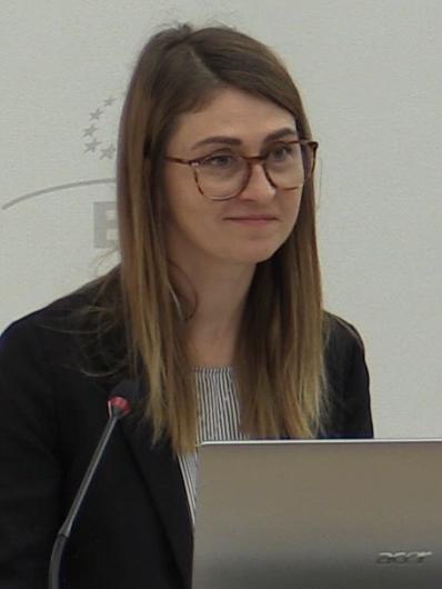 Dr Ania Zbyszewska
